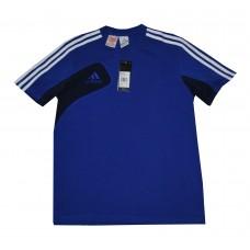 Хлопковая футболка Adidas