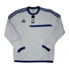 Белый реглан Adidas
