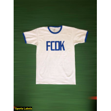 Мужская хлопковая футболка FCDK