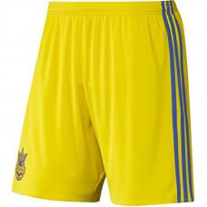 Шорты игровые Adidas сборной Украины AC5582