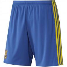 Шорты игровые Adidas сборной Украины (AC5578)