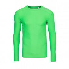 Спортивная компрессионная футболка Adidas TF CHILL LS S95680
