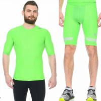 Компрессионные термобелье Adidas (футболка + шорты)