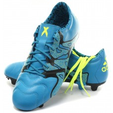 Бутсы Adidas X 15.2 FG/AG Leather