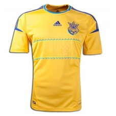 Футболка Adidas сборной Украины по футболу сезона 2012/2013