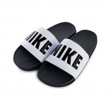 Тапочки спортивные Nike Offcourt Slide 4 001 (BQ4639-001)