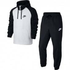 Спортивный костюм Nike NSW Tracksuit Woven Hooded 011 (861772-011)