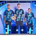 """Выездная игровая футболка ФК """"Динамо"""" Киев, New Balance"""
