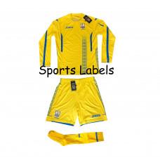 Игровой комплект формы Joma сборной Украины