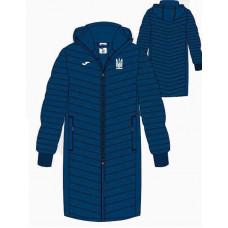 Зимняя удлиненная курточка сб. Украины Joma ISLANDIA II 100658.331